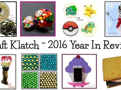 Craft Klatch | 2016 Craft Year In Review