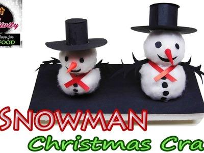 Snowman | Christmas craft | Art with Creativity 106