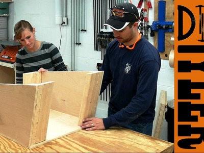 Build a Insulated Modern Dog House | How to