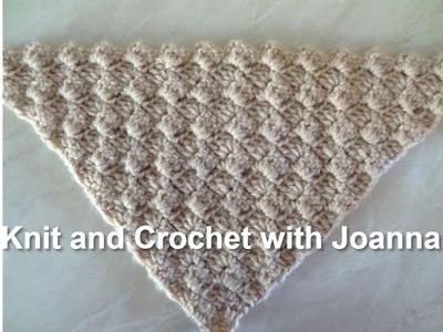 Crochet Pattern *VERY EASY CROCHET PATTERN FOR A SHAWL *