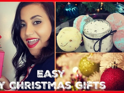 DIY: easy gifts anyone can make  . French with english subtitle