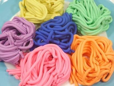 How To Make Play Doh Ramen Clay Toys Kit nursery rhymes   Kids Songs   Old Macdonald Had a Farm DIY