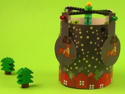Christmas decoration - DIY with LEGO WeDo 2.0