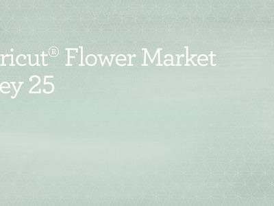 Cricut® Flower Market Collection: DIY Christmas Gift Bag