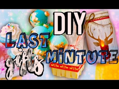 DIY Christmas Gift Ideas| Affordable Holiday Presents| Last Minute Gifts | Courtney Graben
