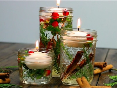 Last Minute  DIY Holiday Decor - mitú