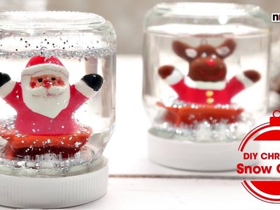 Nutella  DIY Snow Globe   EN