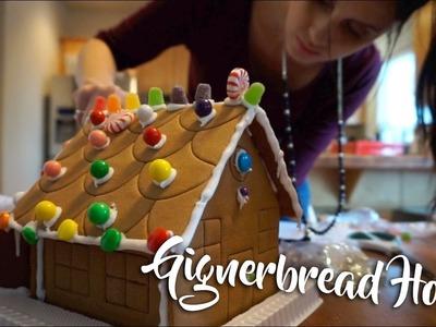 CHRISTMAS CRAFTS! - Vlogmas Day 19