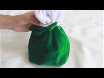 December Lady Raga - The Santa Bag with Christmas Goodies!