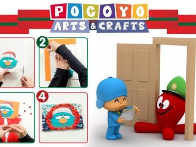 Pocoyo Arts & Crafts: Christmas Card | CHRISTMAS