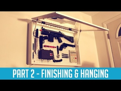 DIY Modular Shadow Box - Part 2