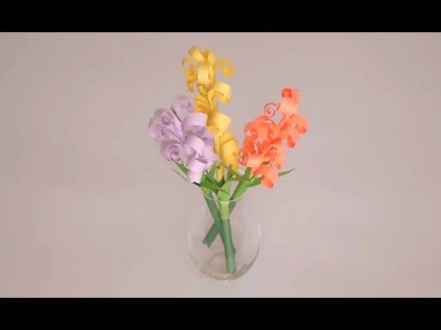 Diy paper, How to make  flowers