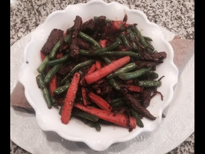 How to make roasted beef and vegetables
