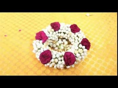 How to make Thai Jasmine Garland&wedding designs garland tutorial
