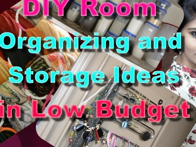 How to Organize your Room or Storage cabinets | DIY Room Organization | Arranging Clothes Ideas