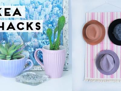 Ikea Hacks and DIY Room Decor and Home Decoration Ideas