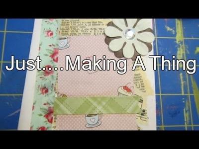 Let's Make An Envelope Journal | DIY | SUGAR
