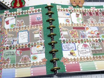Plan With Me-Plum Paper-Christmas Treats Theme