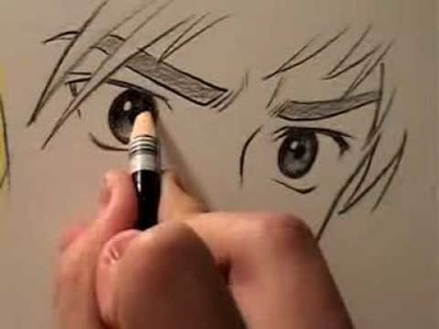 How to Draw Manga Eyes, Four Different Ways (pt.2)