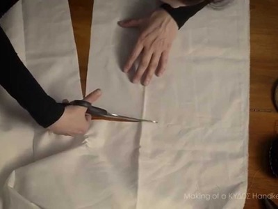 Making of a Handkerchief by ΚΥΔΟΣ