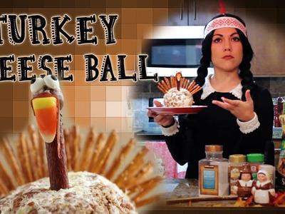Turkey Cheese Ball - Baking Bad