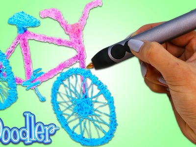 3Doodler Create Your Own Fun & Easy DIY 3D Art with a 3D Printing Pen!