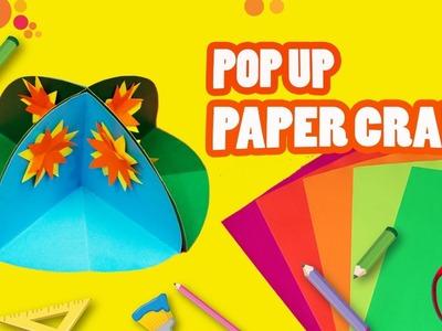 Diy Handmade Pop Up Cards For Kids Easy To Make