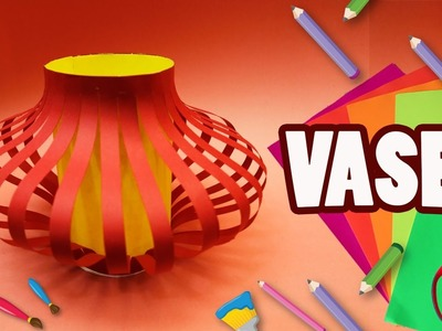 Diy Paper Chinese Lantern Vase  Life Hocks Easy To Do