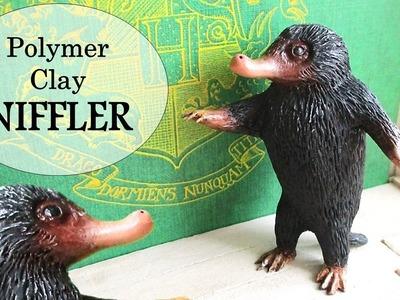 DIY Polymer Clay Fantastic Beasts Niffler Tutorial