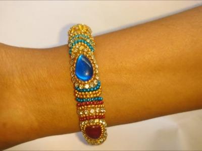 How to make silk thread bangles at home   bridal silk thread bangles, indian silk thread bangles