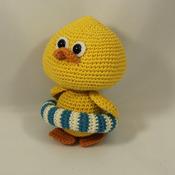 Amigurumi Ducky duck - PDF-PATTERN