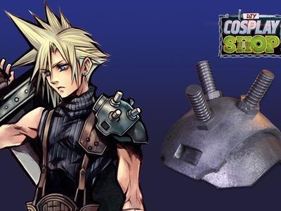 Cloud's Pauldron - Final Fantasy VII - DIY PROP SHOP