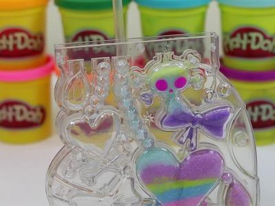 Crystal Pix Sand Art Deluxe Playset Fun & Easy DIY Sand Art by Wacky tivities!