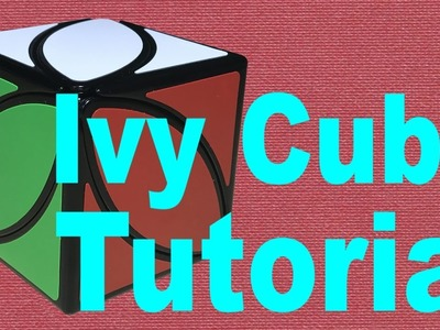 How to Solve the Ivy Cube.Cubominx [Beginner's Method]
