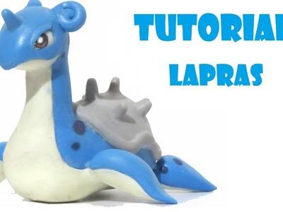 Lapras Pokemon – Polymer Clay Tutorial