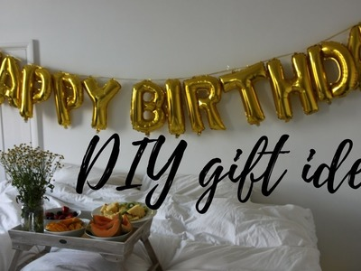 Last minute DIY gifts || Christmas, birthday, just because