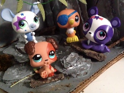 DIY LPS grotto | Kate