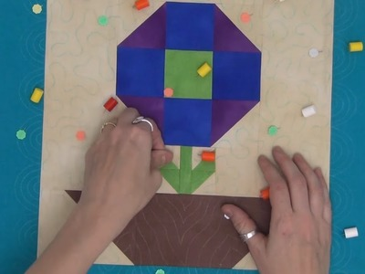 How to Baste Your Quilt - Quilting Basics Tutorial #5 with Leah Day