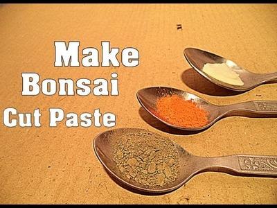 How to Make Bonsai Cut Paste at Home. 3 Simple Way to Make Own Cut Paste. Tips . Mammal Bonsai