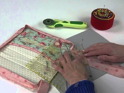 ByAnnie's Stiletto and Pressing Tool:  Bias Bindings