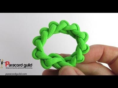 Chain sinnet- the single strand braid