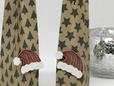 Pootles Advent Countdown 2016 #25 Hanging Hat Bag