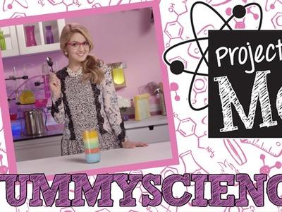 Project Mc² | Adrienne Attoms' Yummy Science: Rainbow Foam