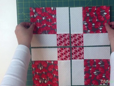 Quilting from 'Square' One - Cutting the Disappearing 9-Patch Block