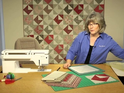 Quilting Quickly - Letters To Santa Christmas Quilt