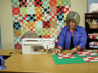Quilting Quickly - Willy Wonky