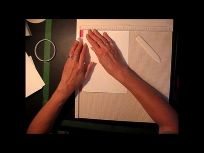 """Super Fast & Easy """"All-In-One"""" Binding for Scrapbook Mini Albums (Tutorial)"""