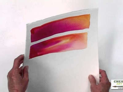 Watercolor Techniques with Birgit O'Connor - Mixing Color and Water on Paper