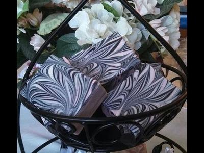 Fleur-de-lis pattern.  By.  Misty Springs Bath and Body LLC.