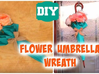 Flower Umbrella Wreath [Nifty]